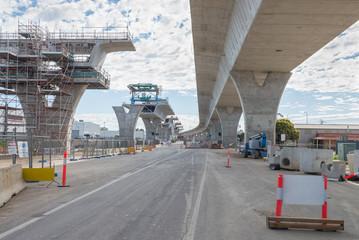 Techno Parc : création de ponts à Pauillac